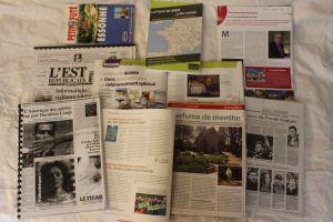 Presse écrite et édition-références 2016